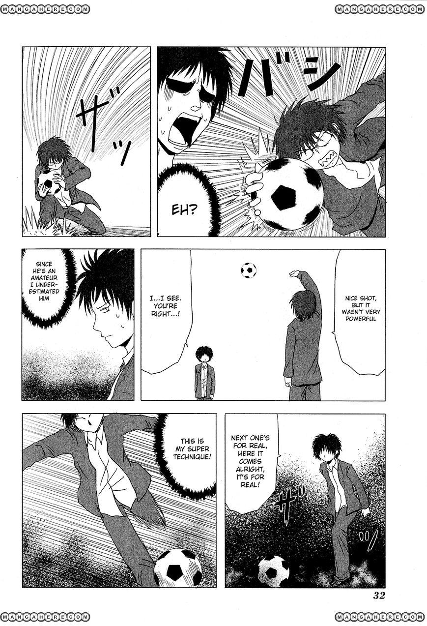 Danshi Koukousei no Nichijou 36 Page 4