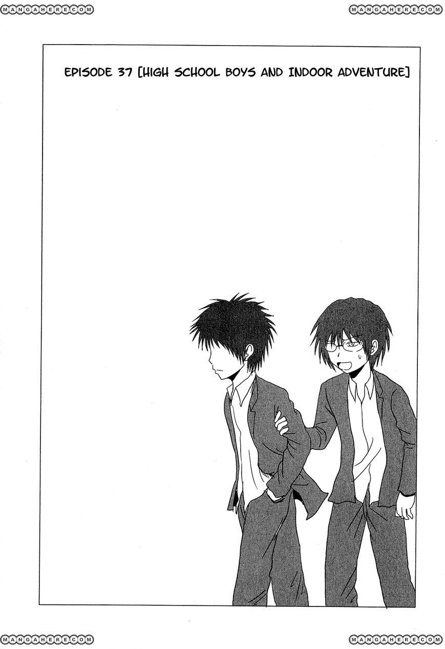 Danshi Koukousei no Nichijou 37 Page 1
