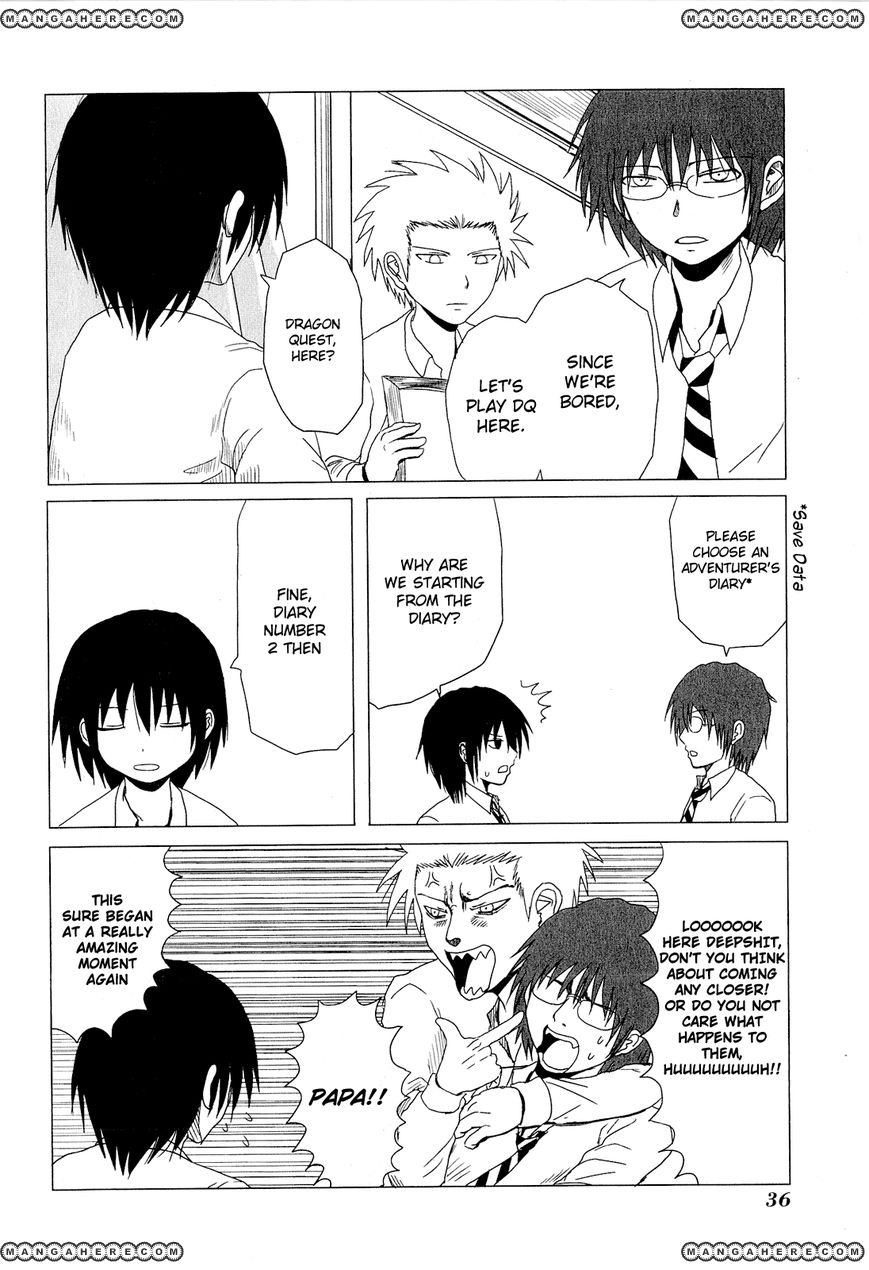 Danshi Koukousei no Nichijou 37 Page 2