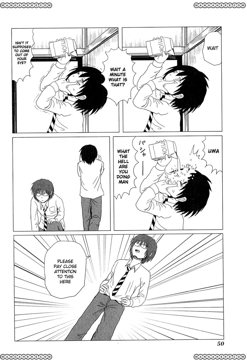 Danshi Koukousei no Nichijou 39 Page 4