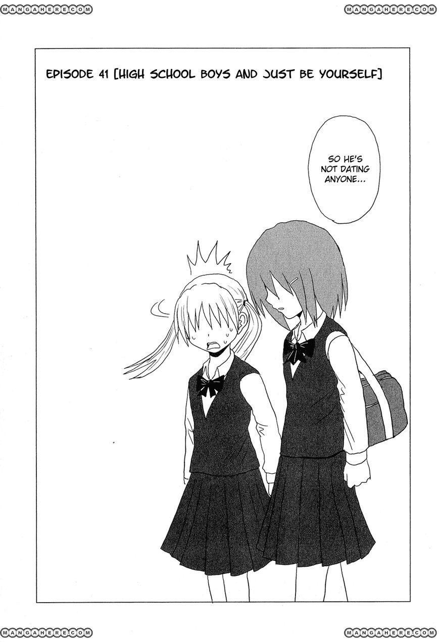 Danshi Koukousei no Nichijou 41 Page 1