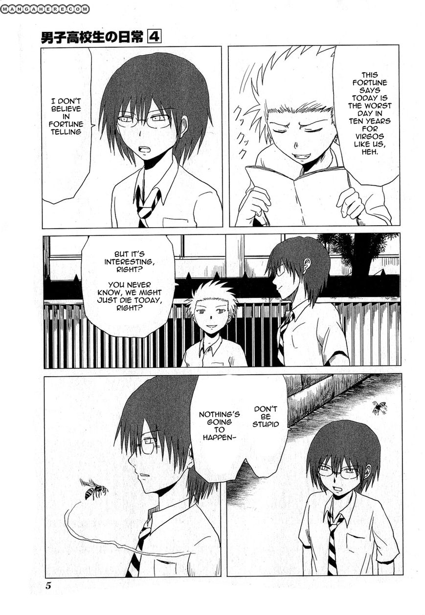 Danshi Koukousei no Nichijou 52 Page 2