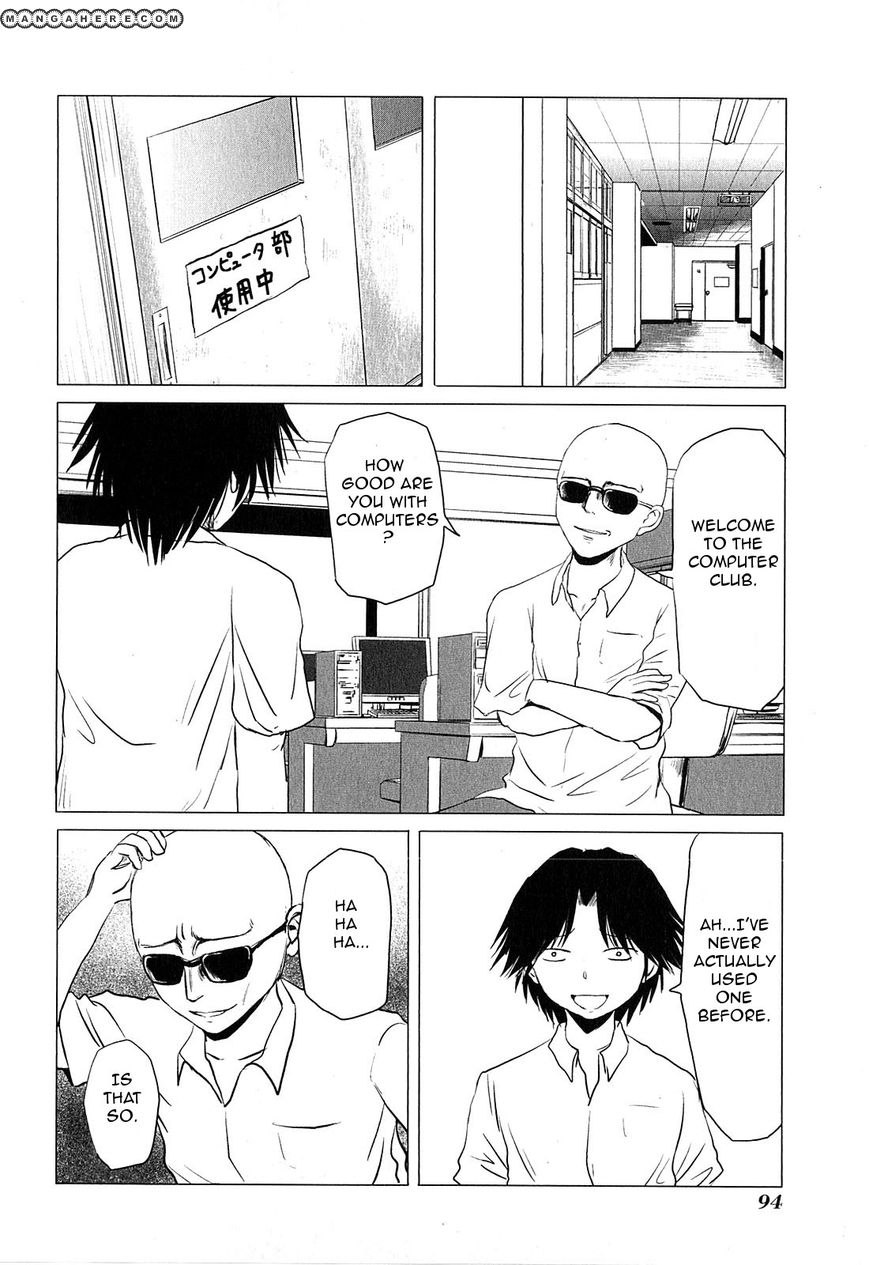 Danshi Koukousei no Nichijou 79 Page 2