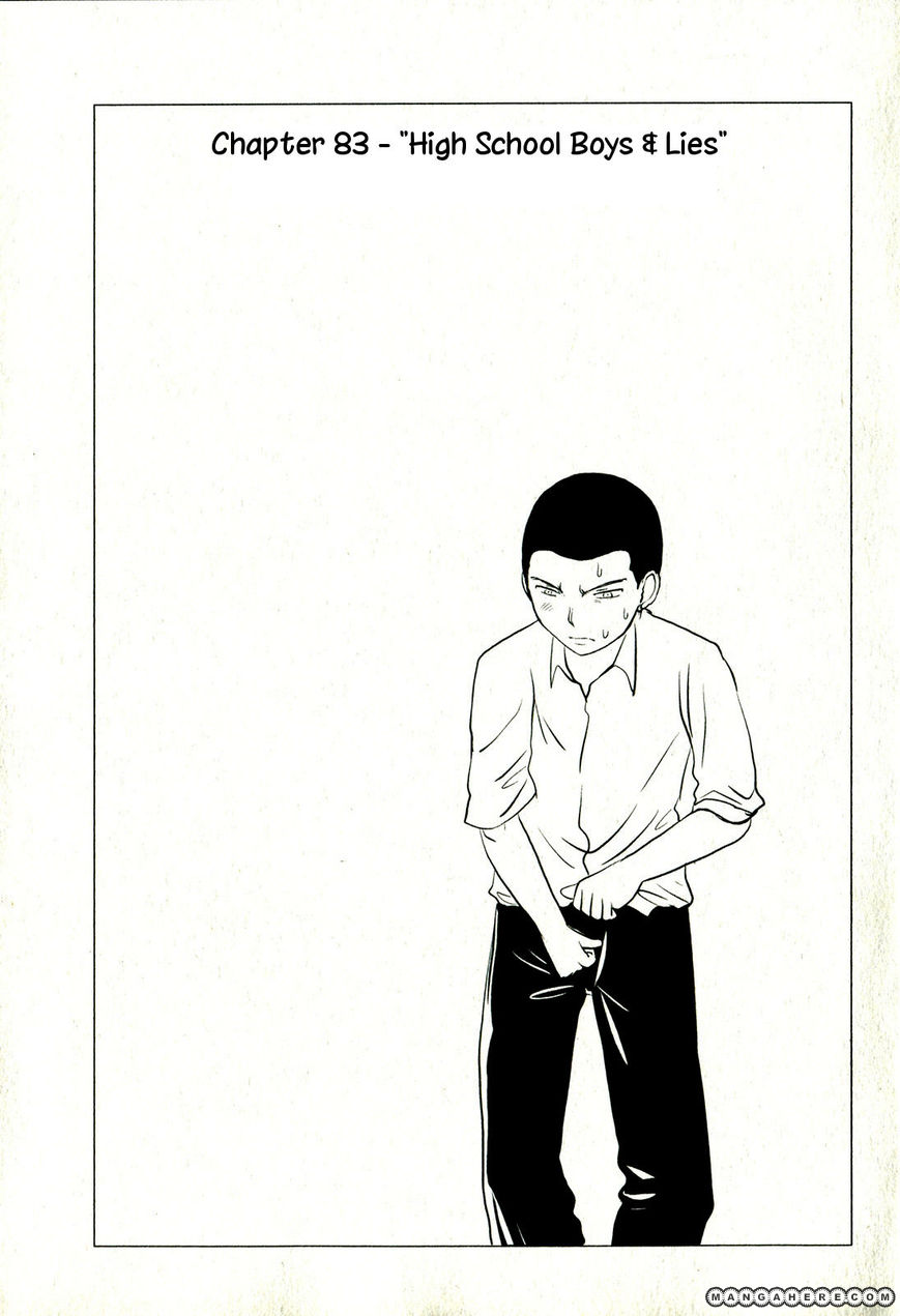 Danshi Koukousei no Nichijou 83 Page 1