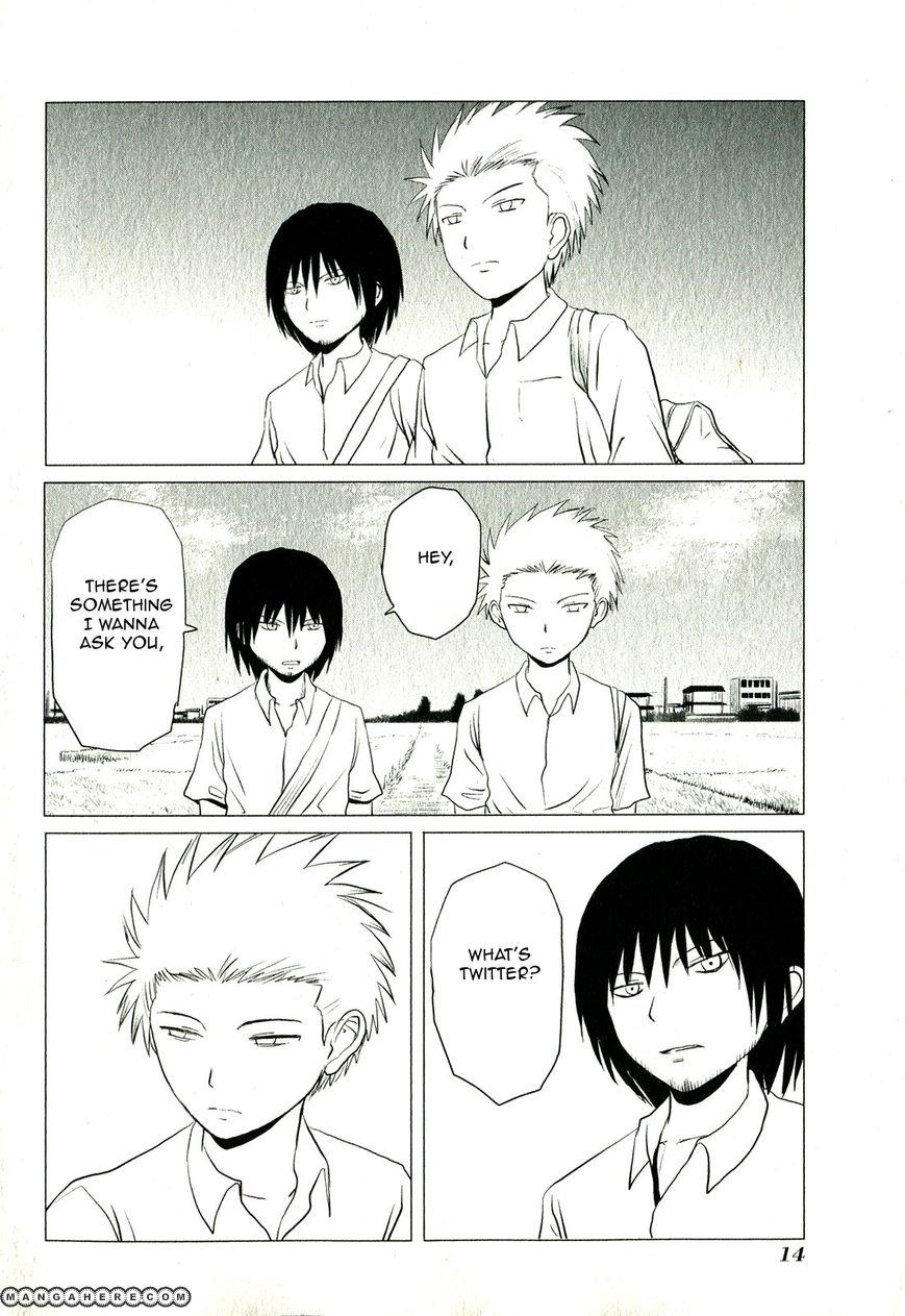 Danshi Koukousei no Nichijou 83 Page 2