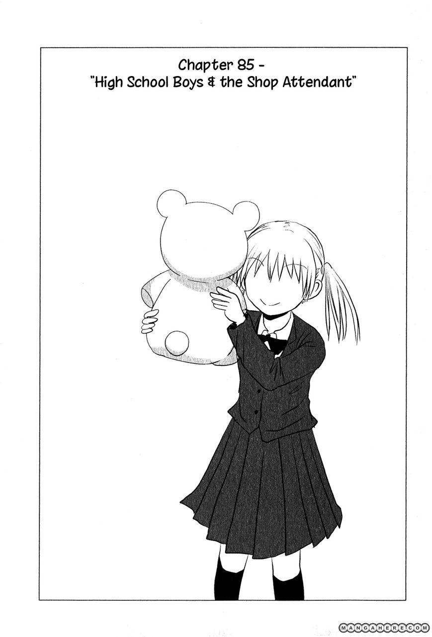 Danshi Koukousei no Nichijou 85 Page 2