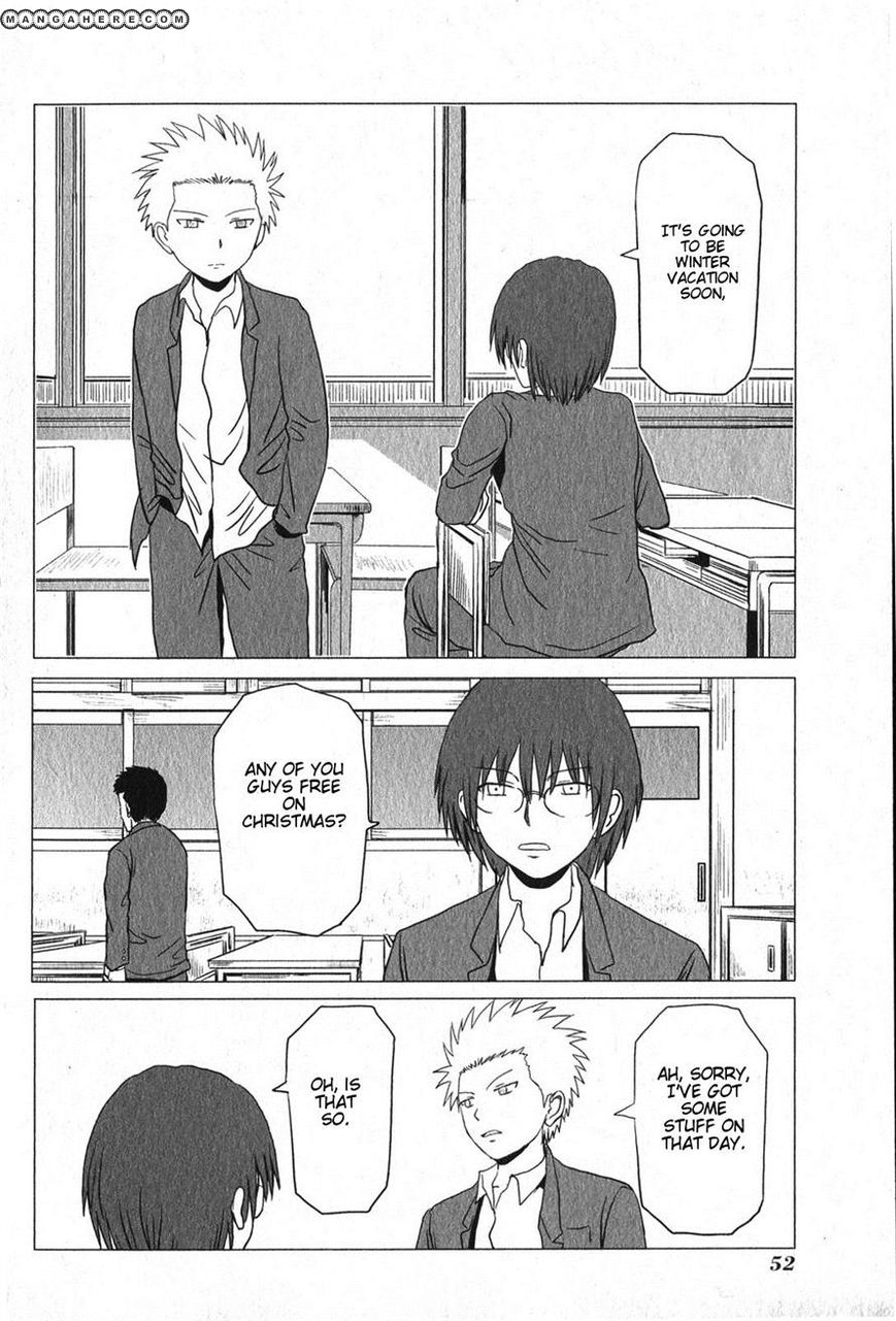 Danshi Koukousei no Nichijou 88 Page 2