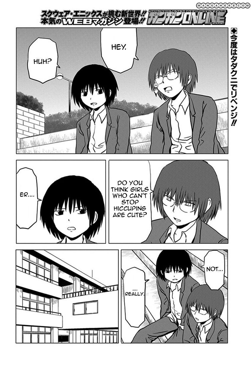 Danshi Koukousei no Nichijou 90 Page 2