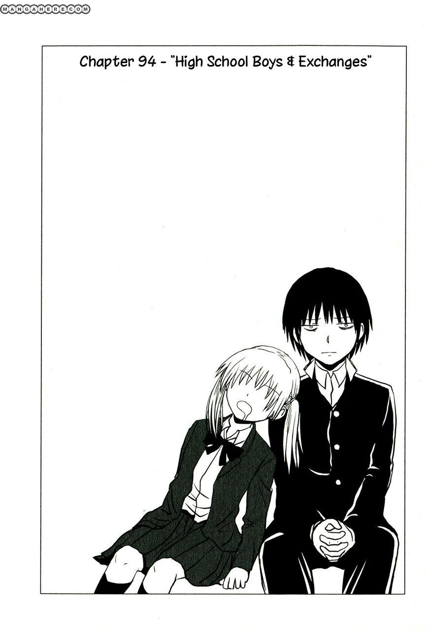 Danshi Koukousei no Nichijou 94 Page 2
