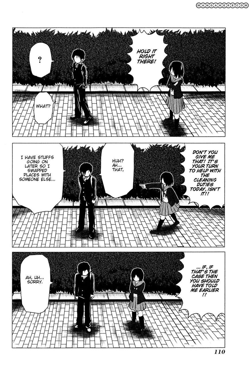 Danshi Koukousei no Nichijou 94.1 Page 3