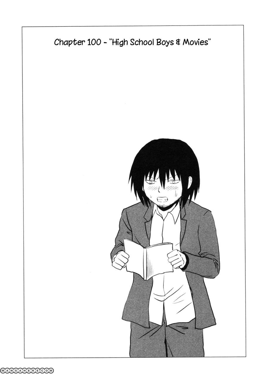 Danshi Koukousei no Nichijou 100 Page 2