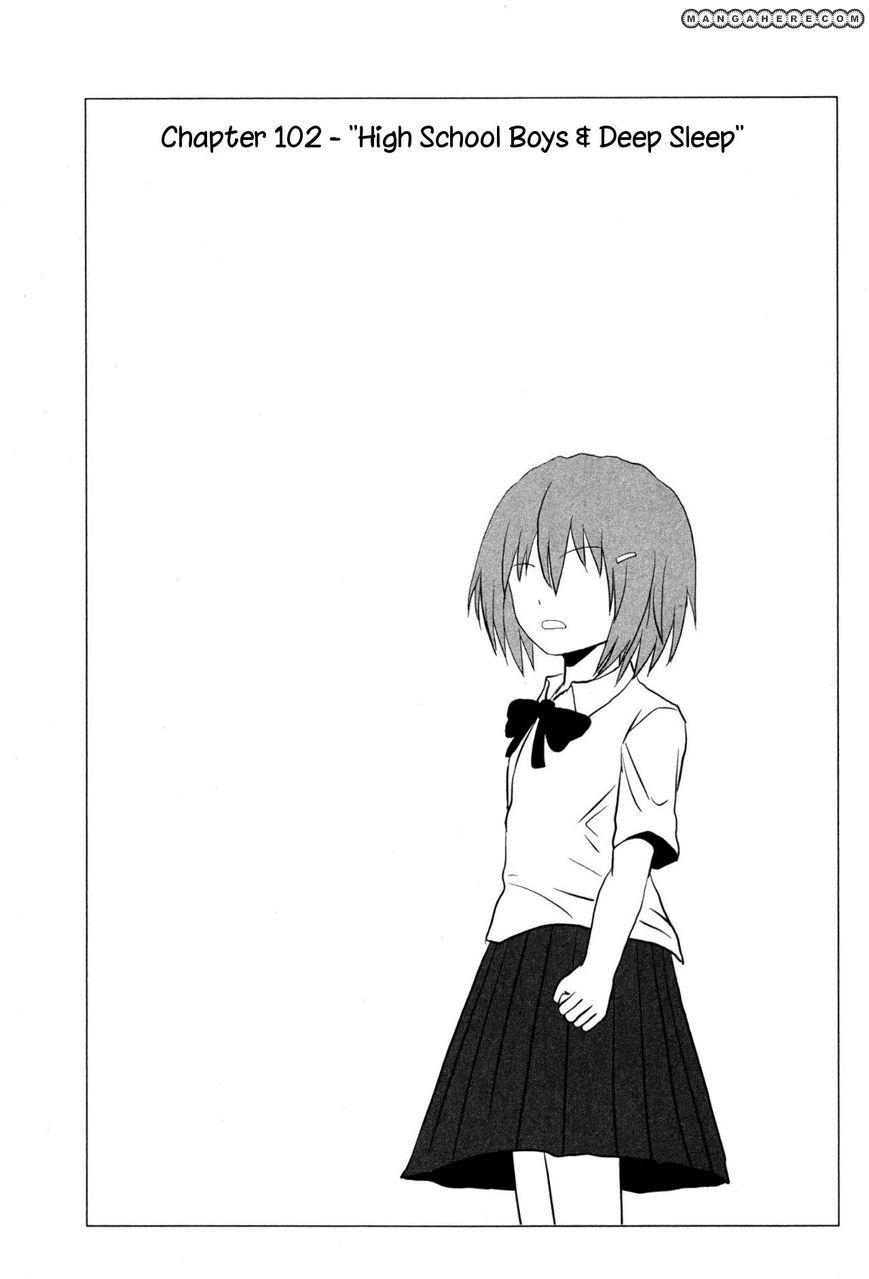 Danshi Koukousei no Nichijou 102 Page 1