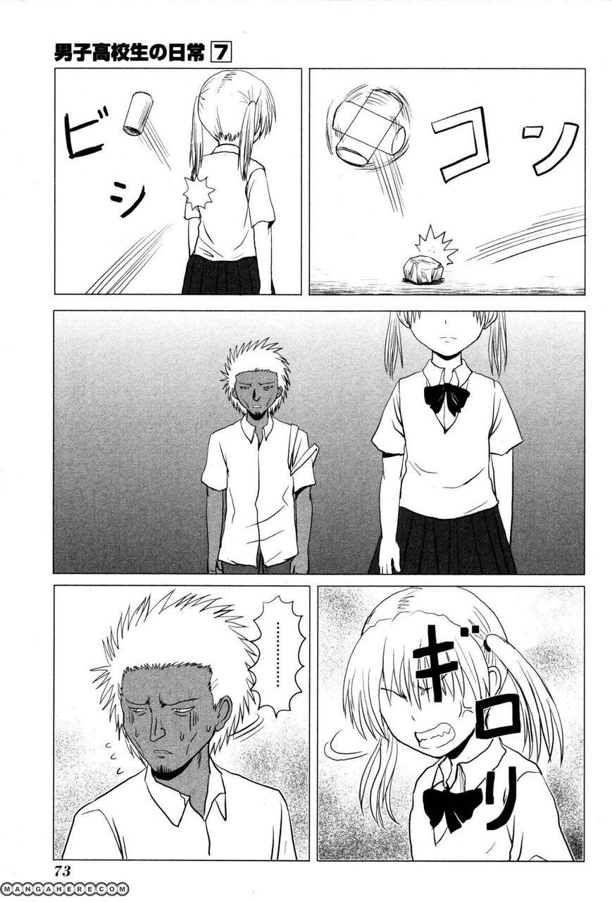 Danshi Koukousei no Nichijou 103 Page 3
