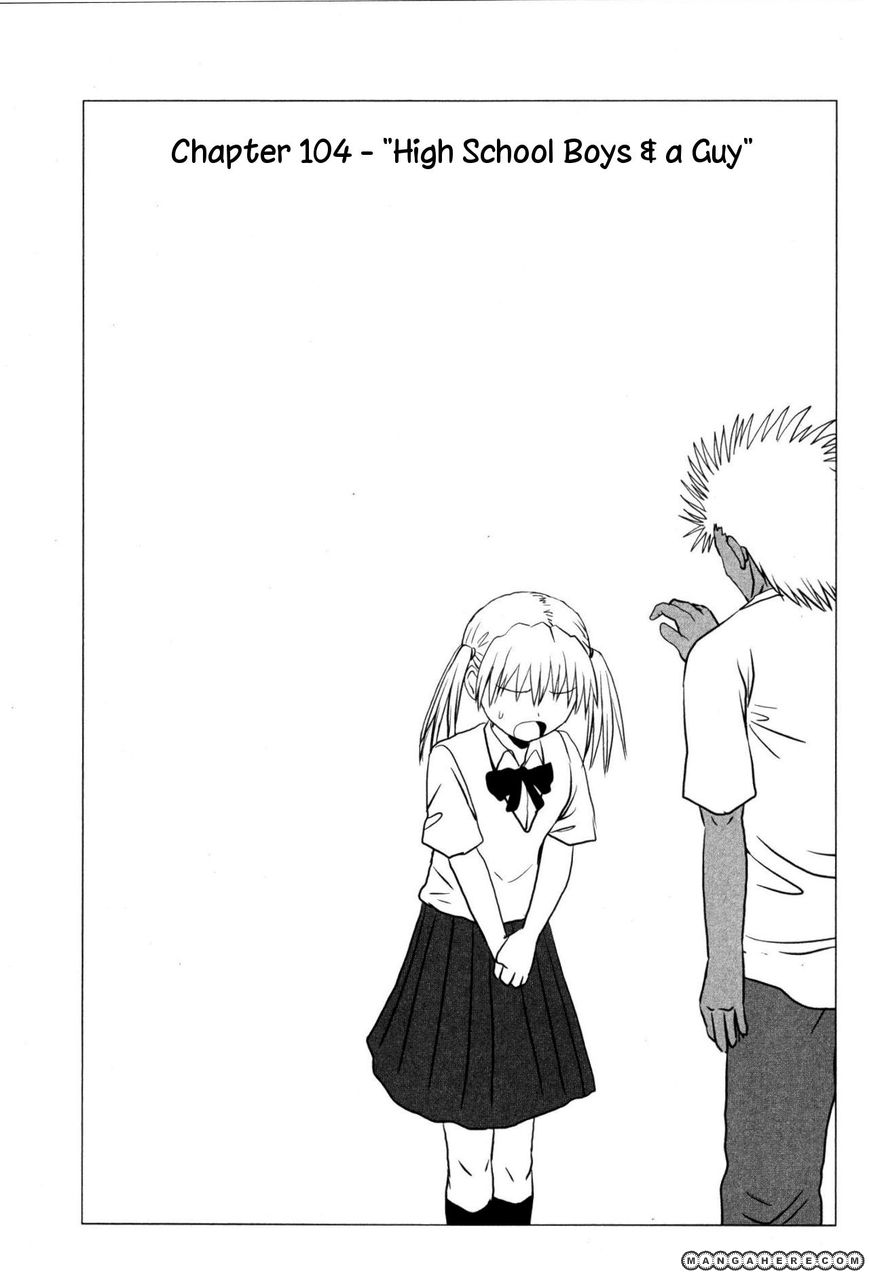 Danshi Koukousei no Nichijou 104 Page 2