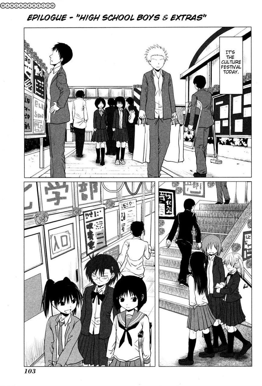 Danshi Koukousei no Nichijou 107 Page 1