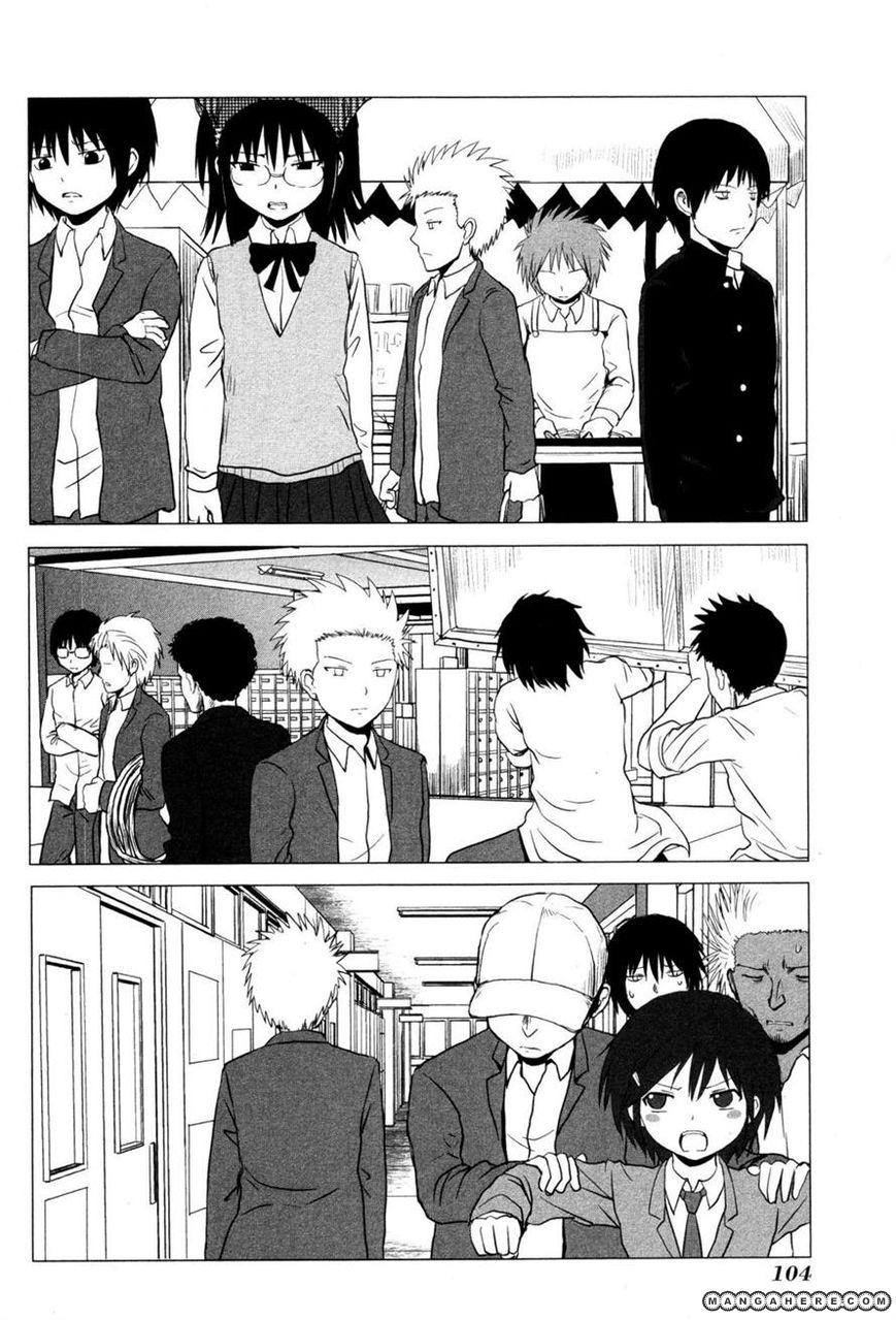 Danshi Koukousei no Nichijou 107 Page 2