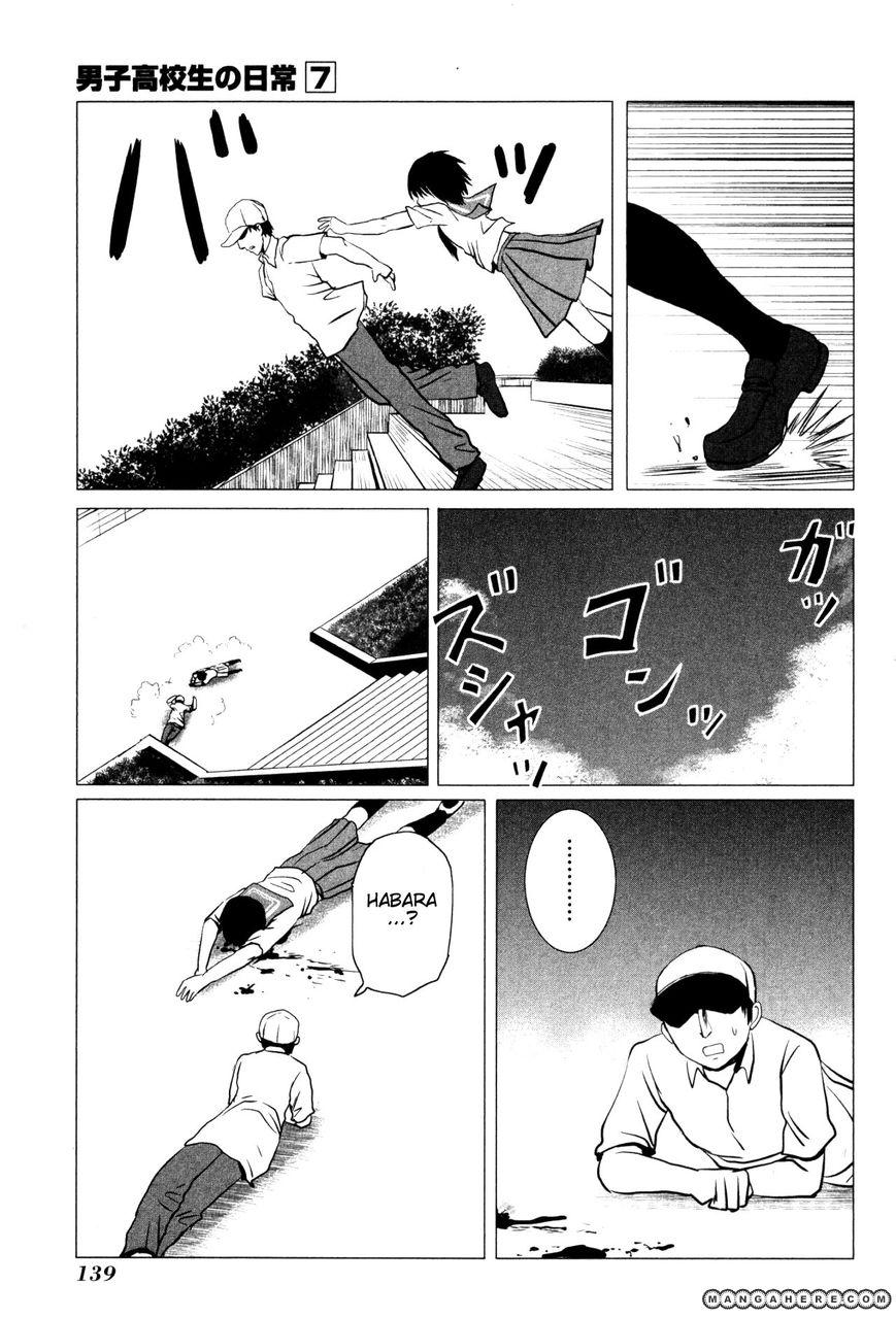Danshi Koukousei no Nichijou 107.8 Page 2
