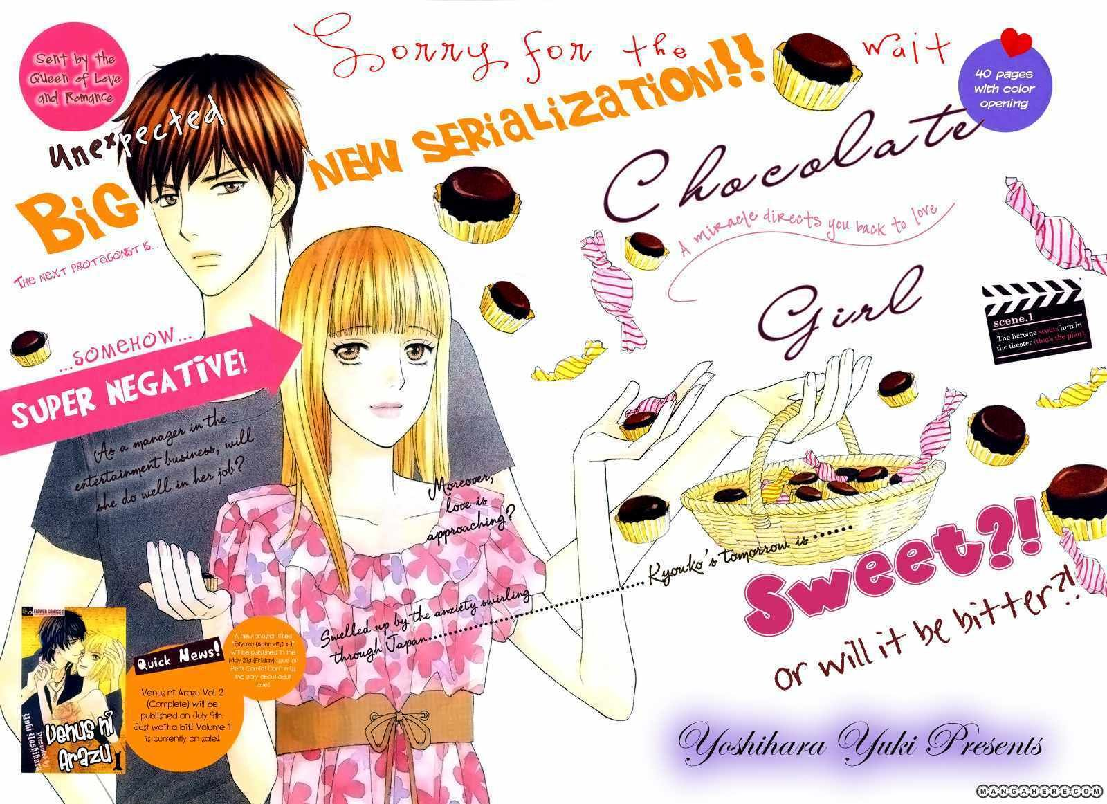 Chocolate Girl 1 Page 2