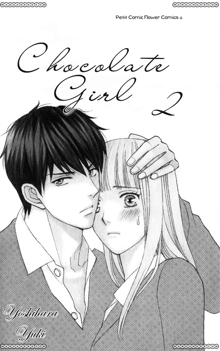 Chocolate Girl 6 Page 1