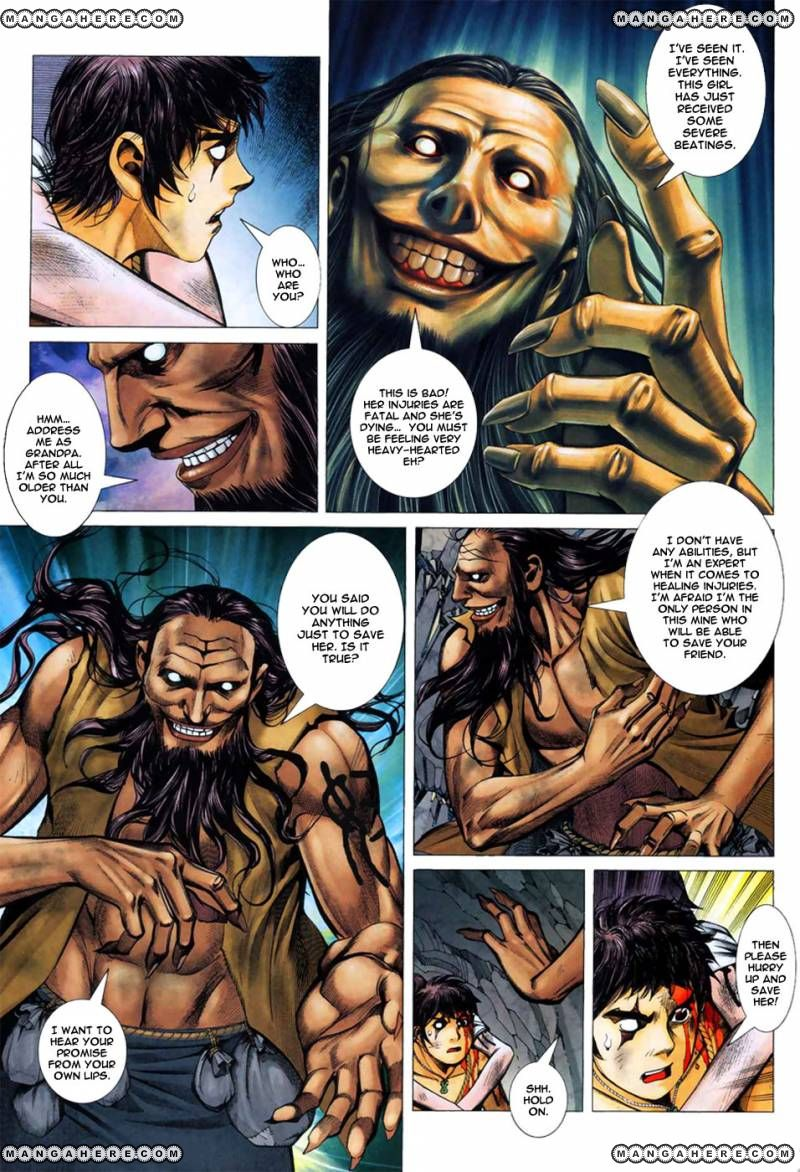 Feng Shen Ji 9 Page 3
