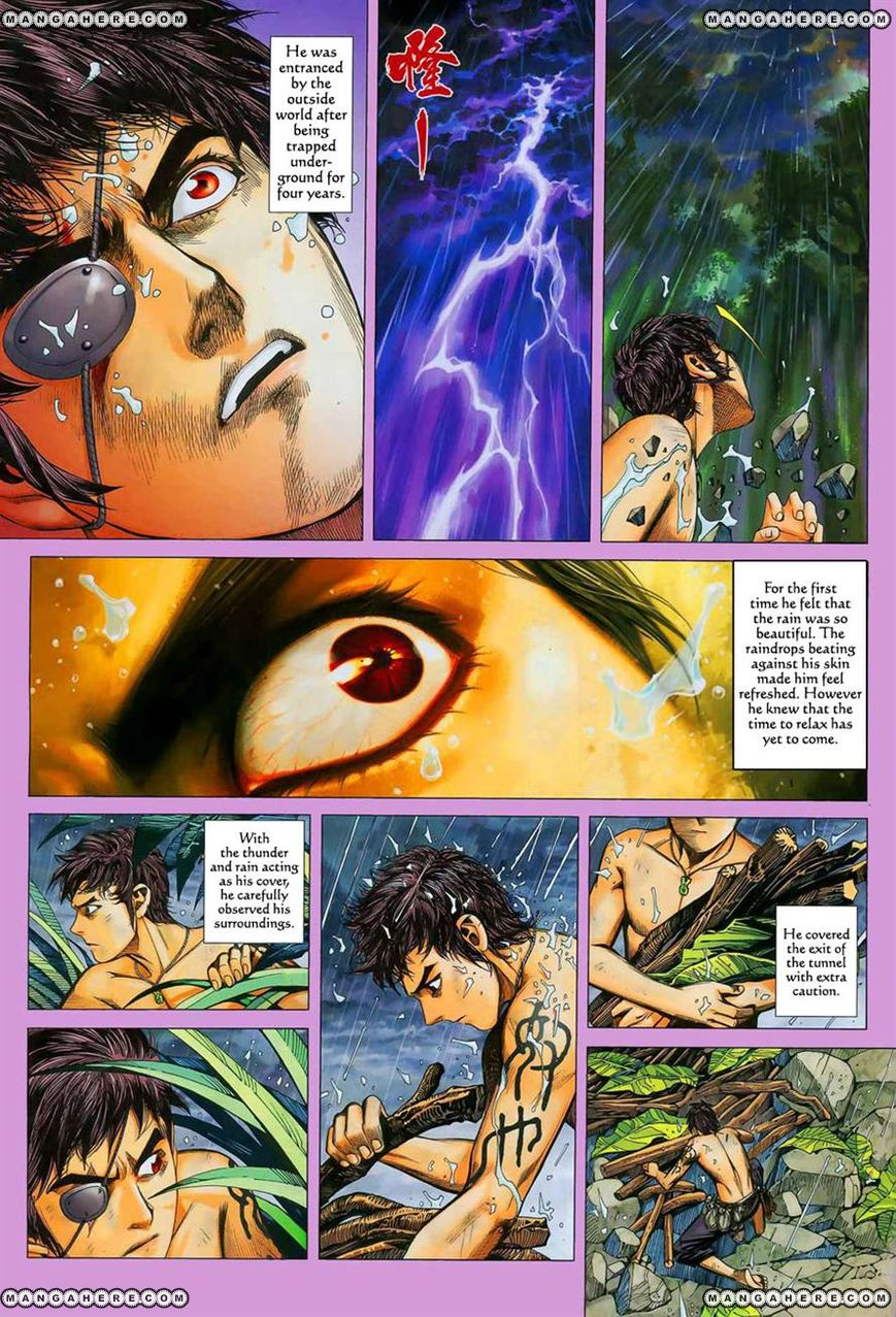 Feng Shen Ji 13 Page 3