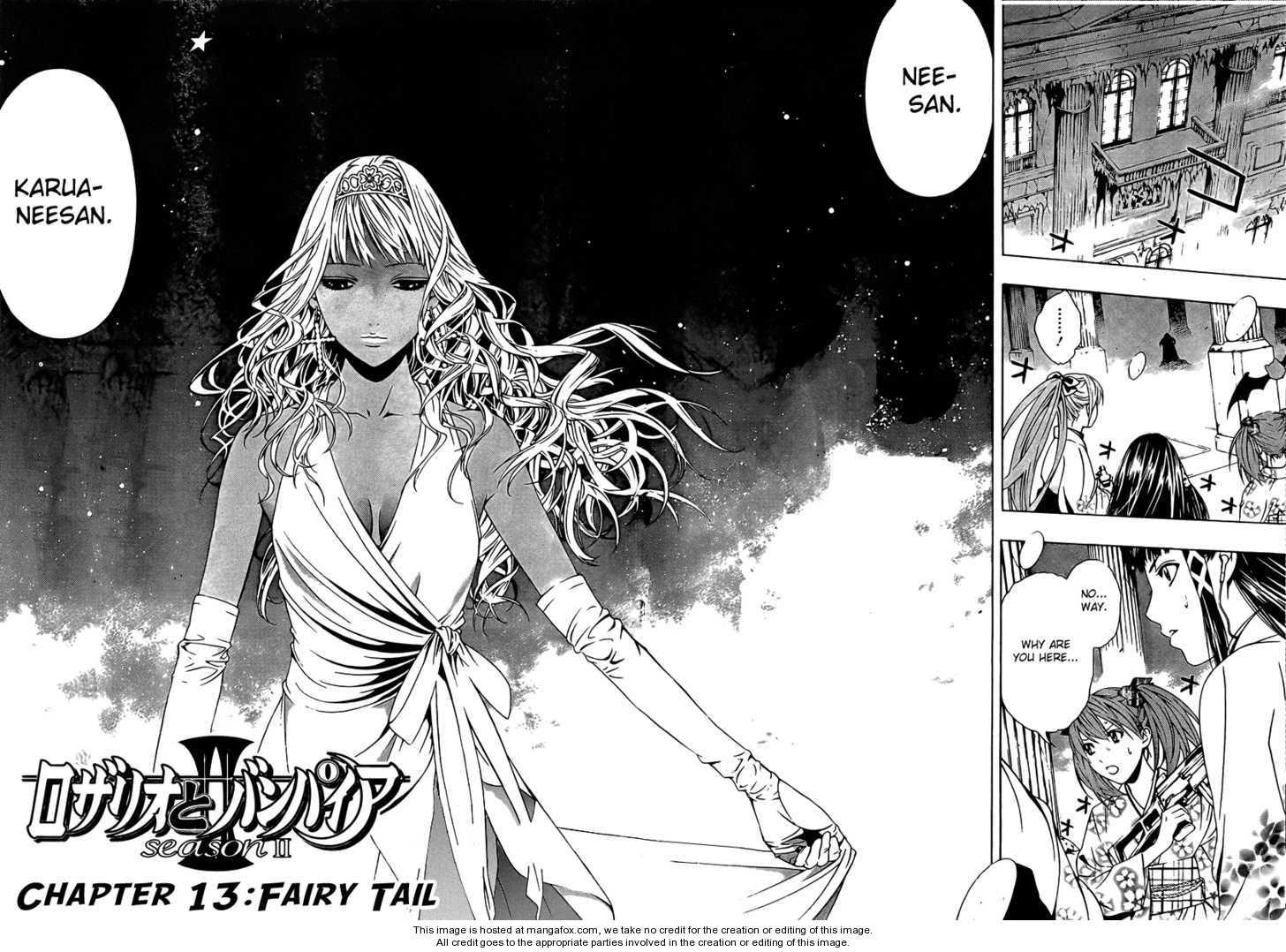 Rosario+Vampire Season II 13 Page 2