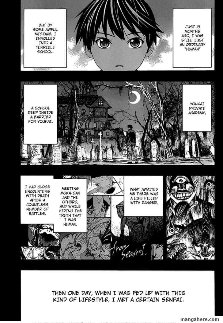 Rosario+Vampire Season II 38 Page 1