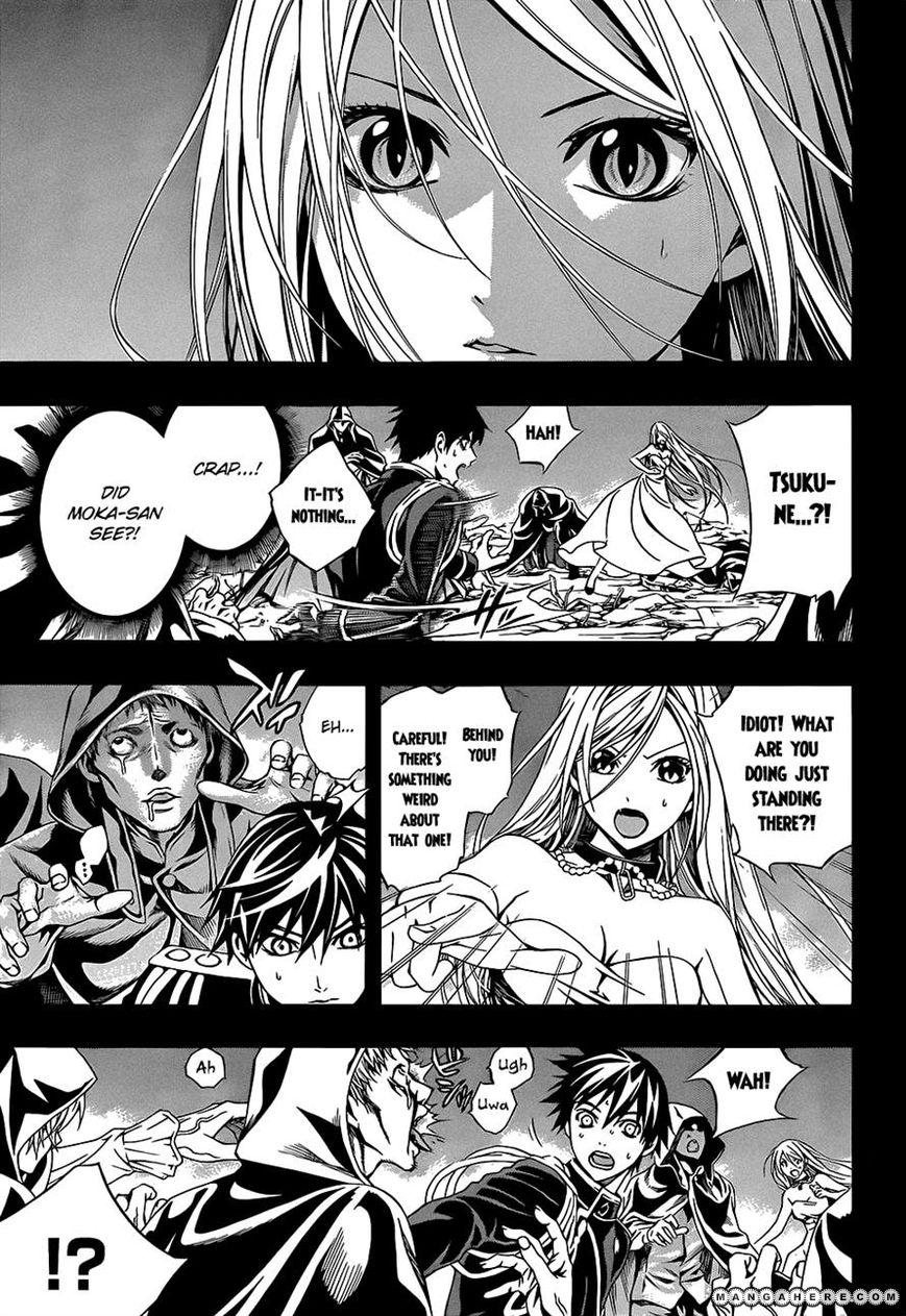 Rosario+Vampire Season II 59 Page 3