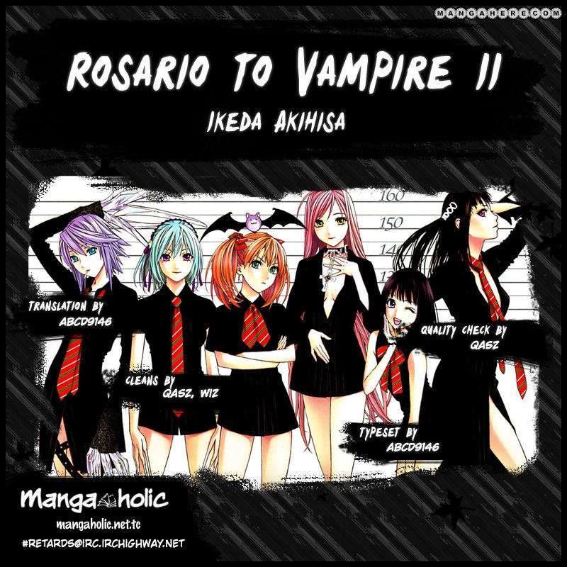 Rosario+Vampire Season II 63 Page 1
