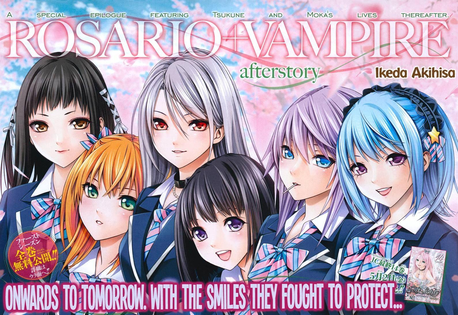 Rosario+Vampire Season II 67 Page 2