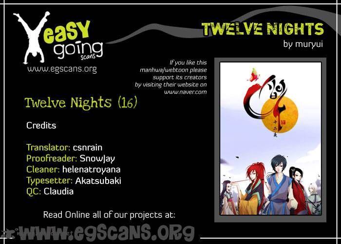 Twelve Nights 16 Page 1