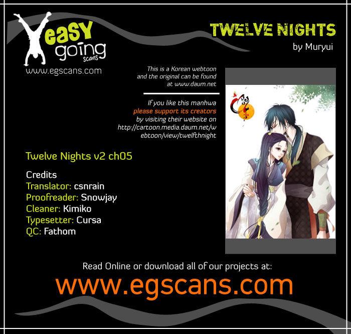 Twelve Nights 28 Page 1