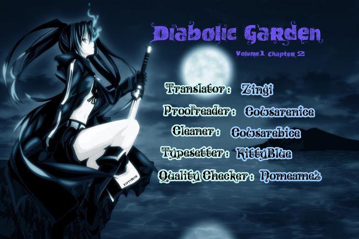 Diabolic Garden 2.1 Page 1