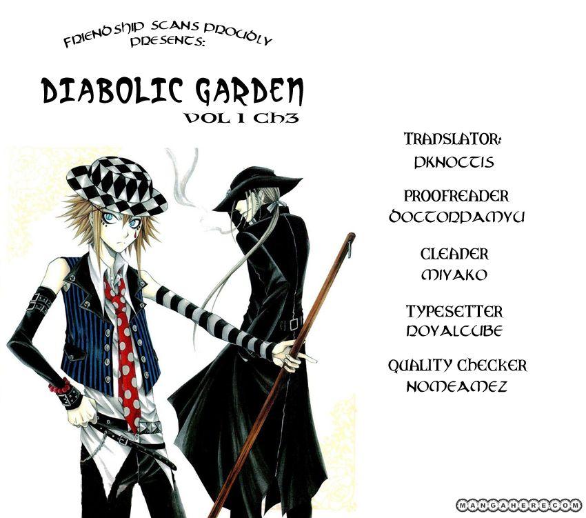 Diabolic Garden 3 Page 1