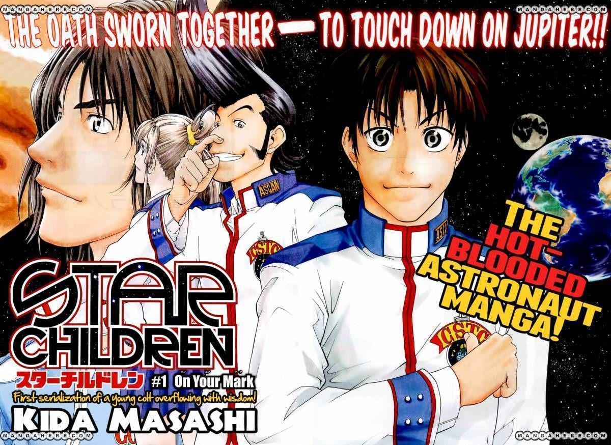 Star Children 1 Page 2
