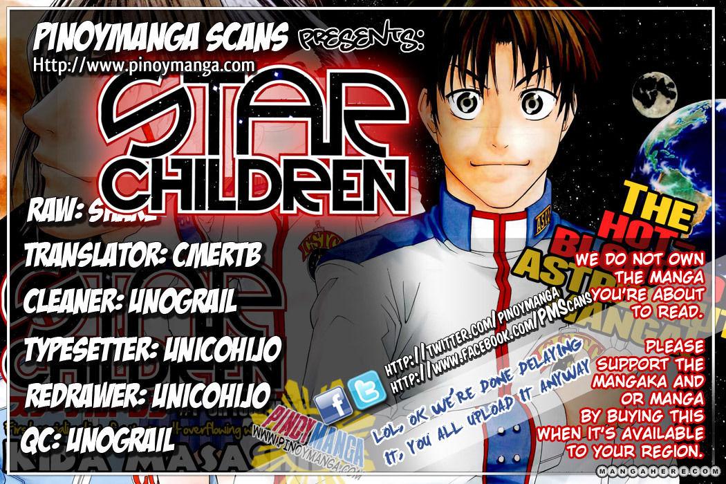 Star Children 6 Page 1