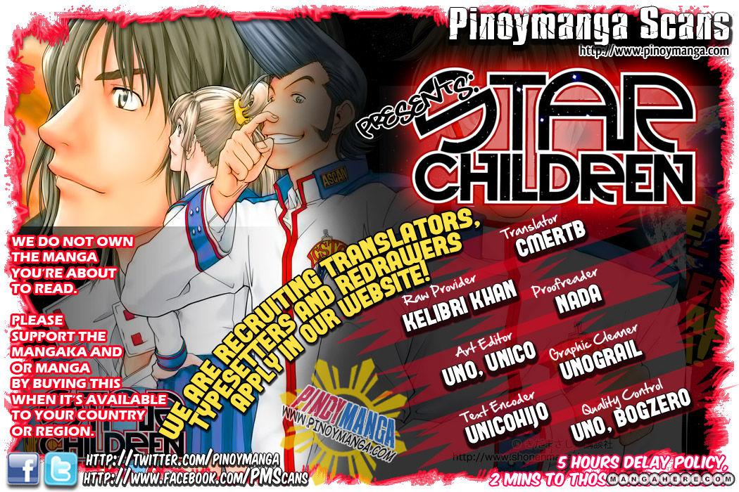 Star Children 9 Page 1