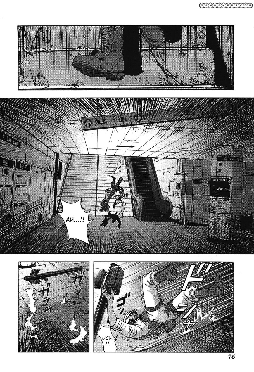Front Mission Dog Life Dog Style 12 Page 2