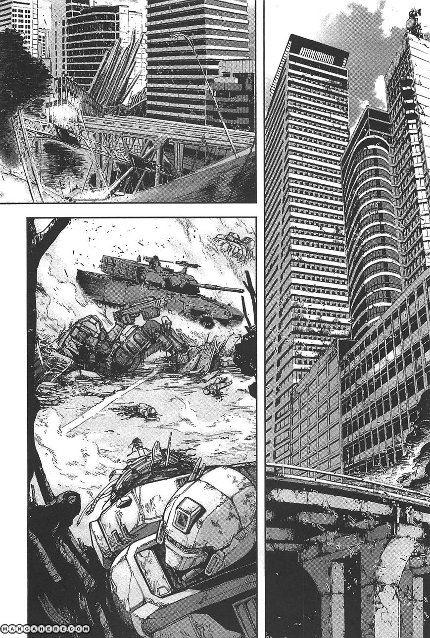 Front Mission Dog Life Dog Style 13 Page 2