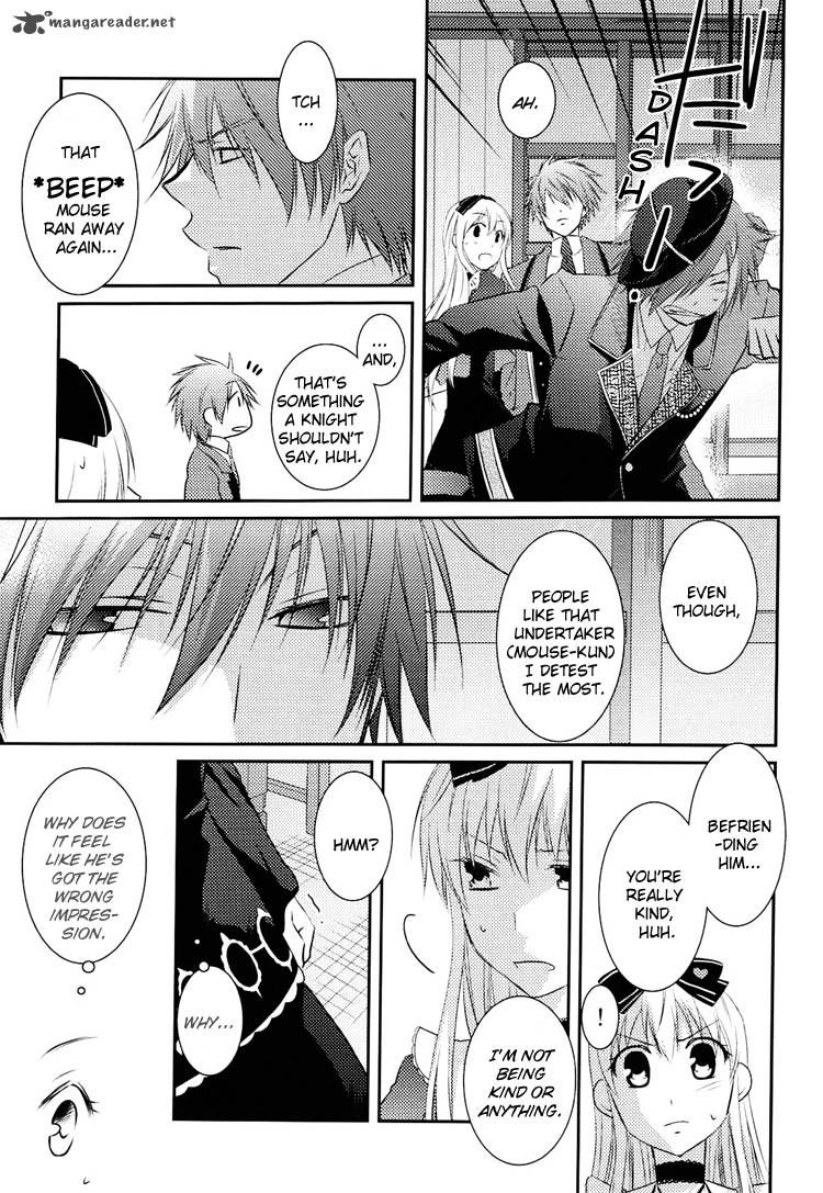Clover no Kuni no Alice - Heart no Kishi 1.2 Page 2