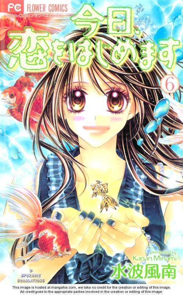 Kyou, Koi wo Hajimemasu 34 Page 1