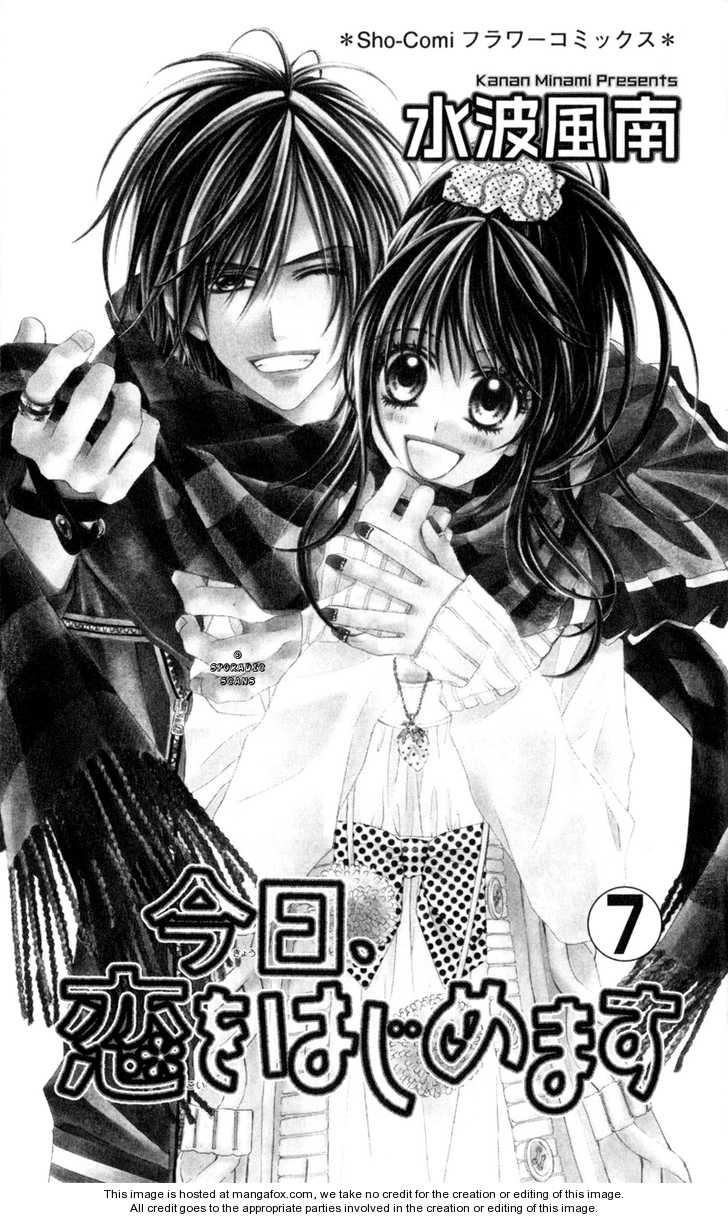 Kyou, Koi wo Hajimemasu 38 Page 2