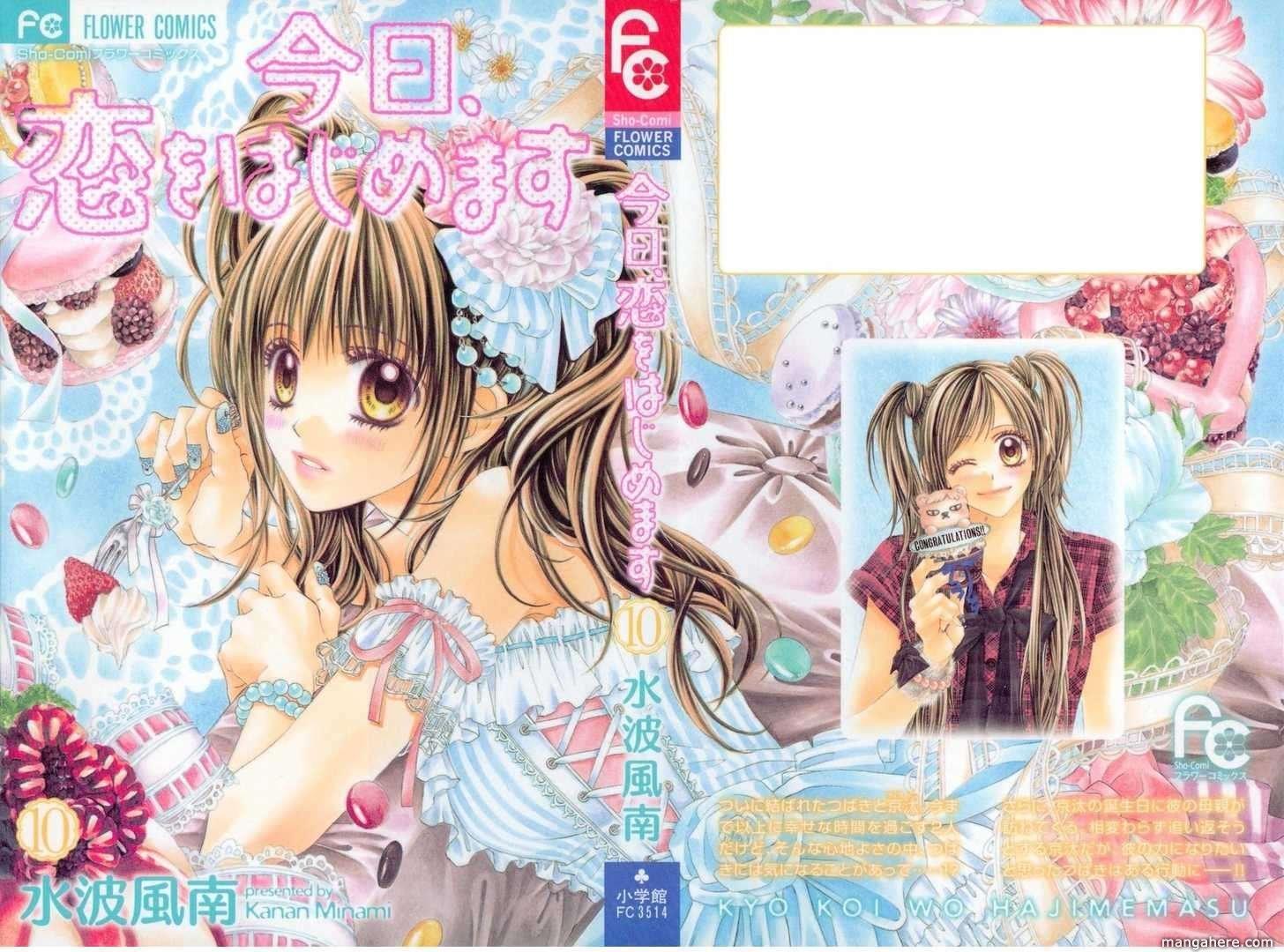 Kyou, Koi wo Hajimemasu 59 Page 2