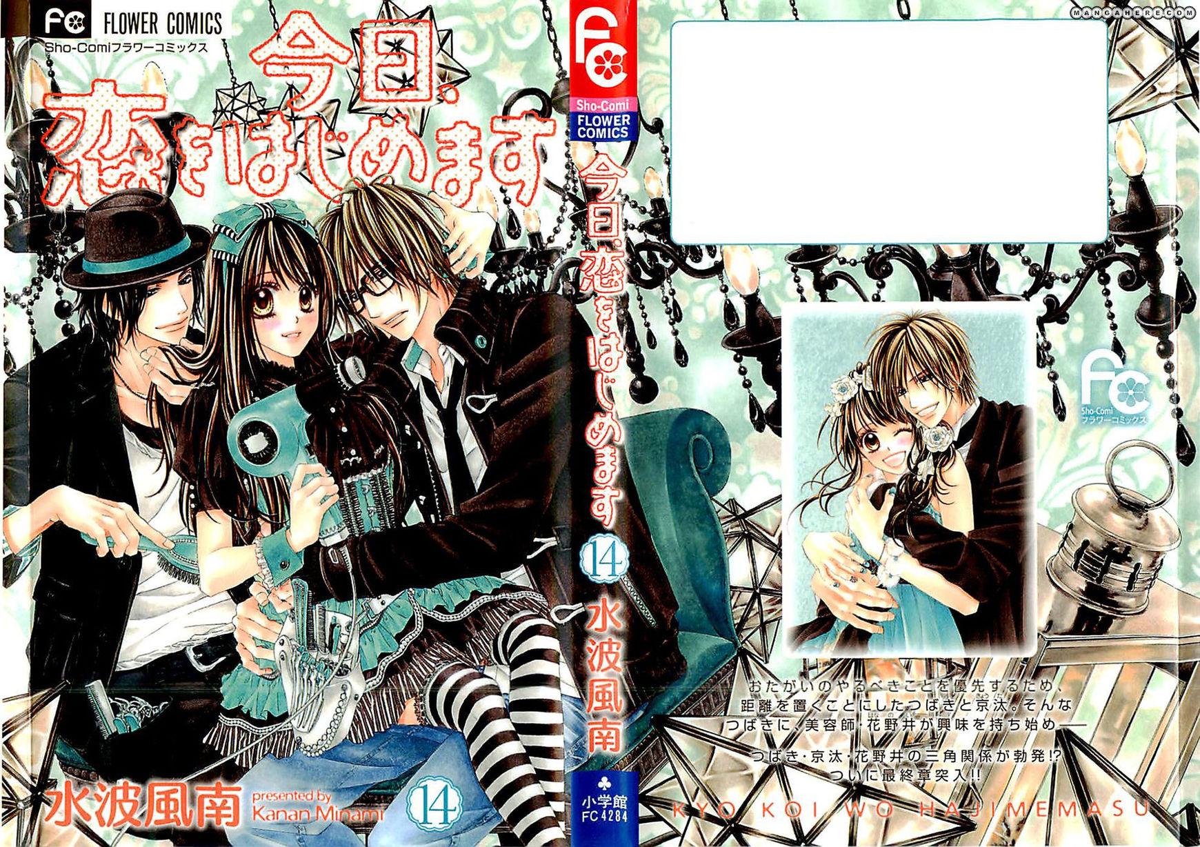 Kyou, Koi wo Hajimemasu 87 Page 2