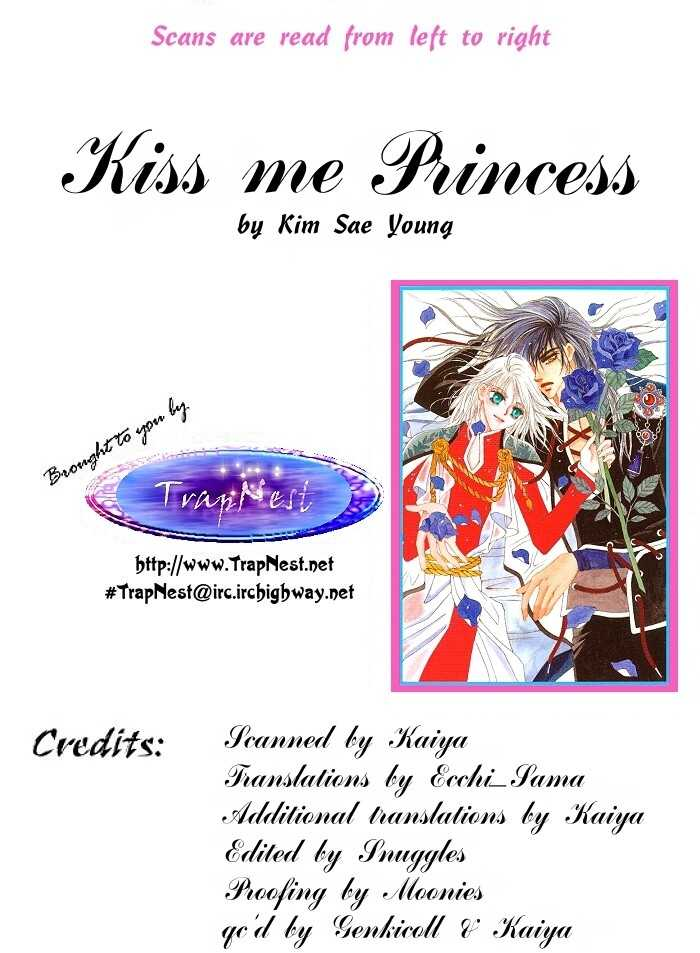 Boy Princess 4 Page 1