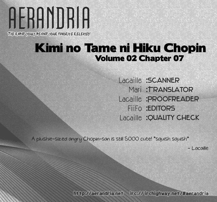 Kimi no Tame ni Hiku Chopin 7 Page 2
