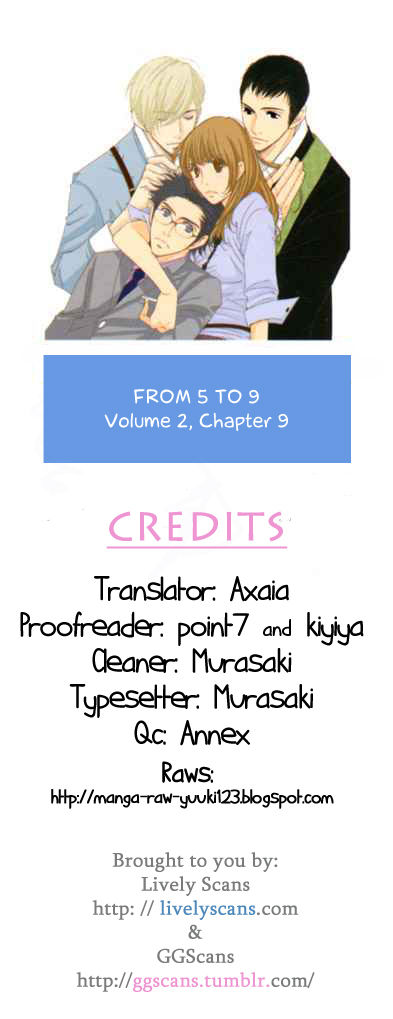 5 Ji Kara 9 Ji Made 9 Page 1