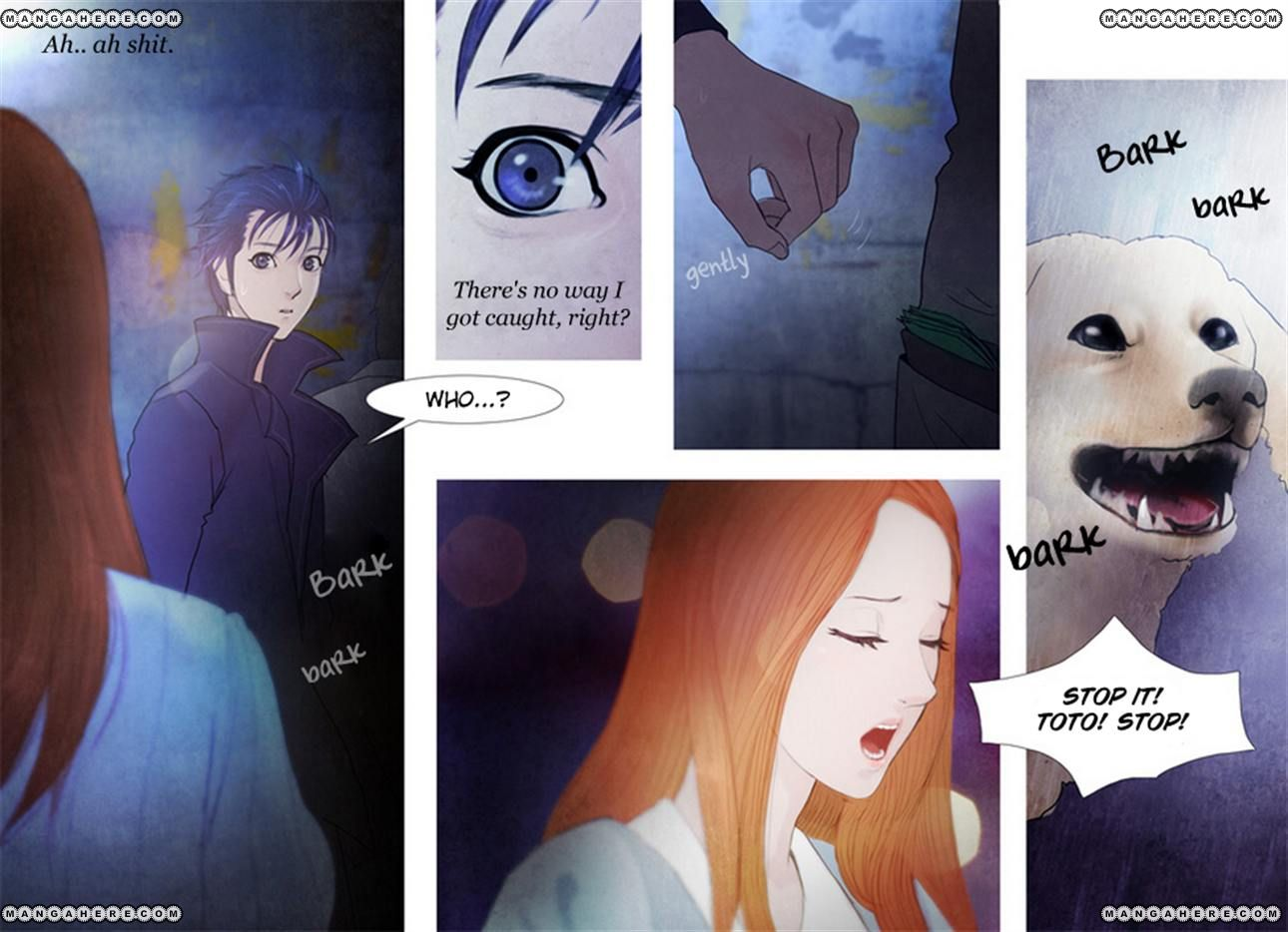 Blind Märchen 3 Page 1