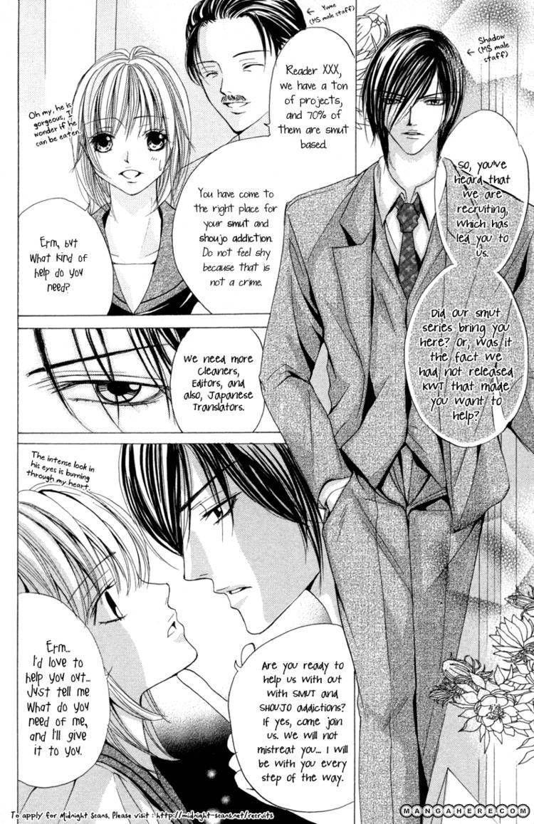 Aishite Kudasai, Sensei 2 Page 1