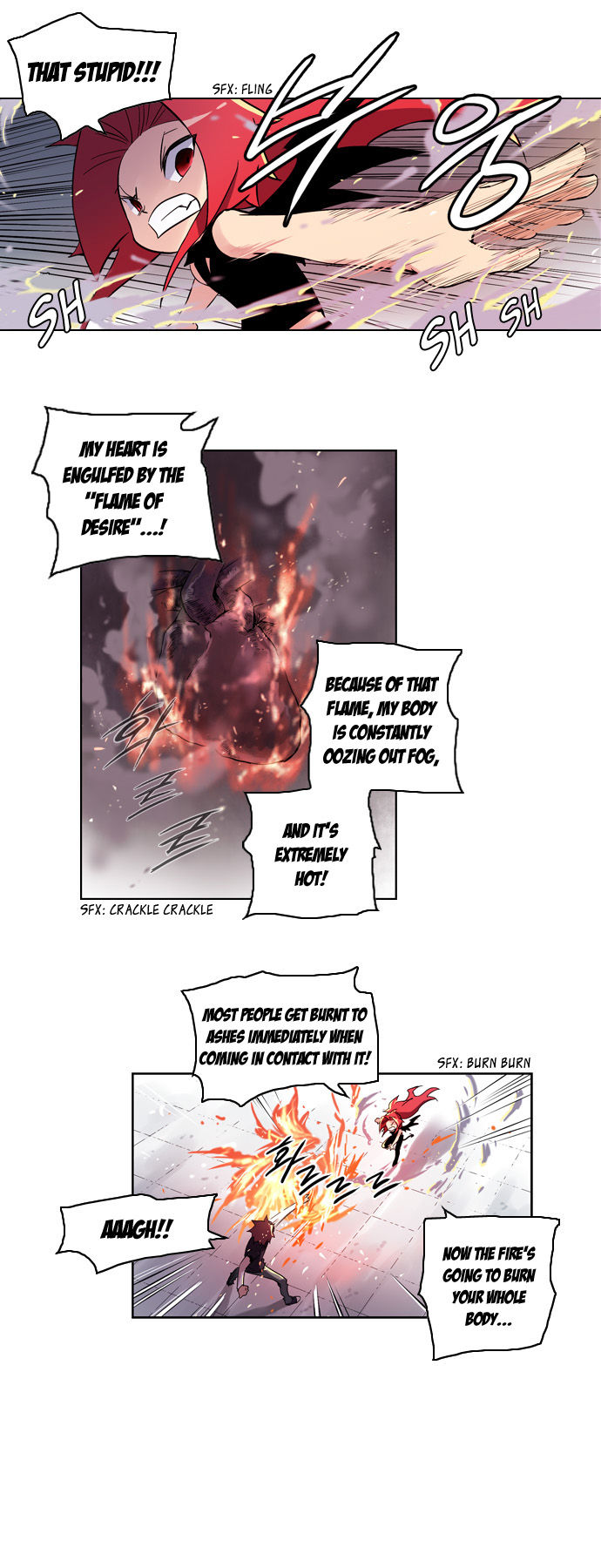 Soul Cartel 6 Page 2